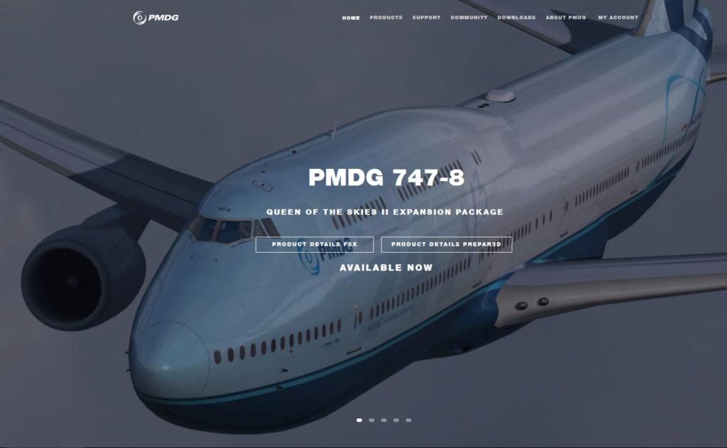 PMDG 747-8 Lançado ! 1q10