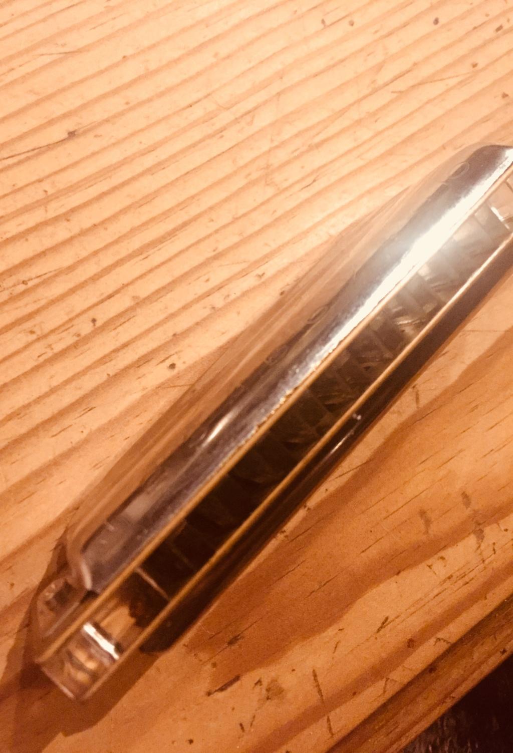 Harmonicas à vendre tous réglés overblows et overdraws  52687110