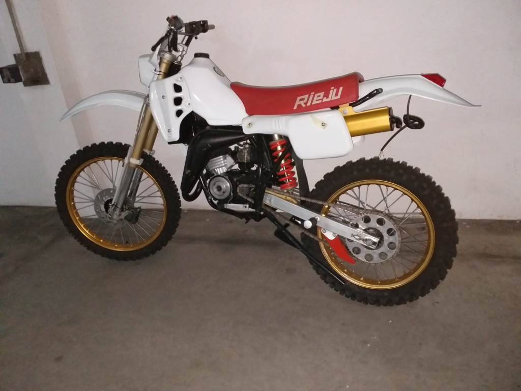 Rieju MR 80, transformación y restauración. - Página 2 20191020
