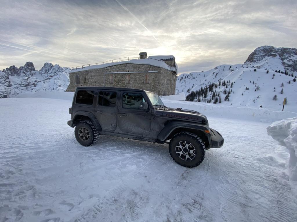 JLUR sulla neve 12784d10