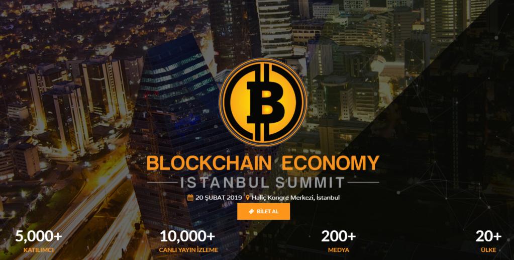 Bölgenin En Büyük Blockchain ve Kripto Para Konferansı İçin İstanbul Seçildi Tr_bzl10