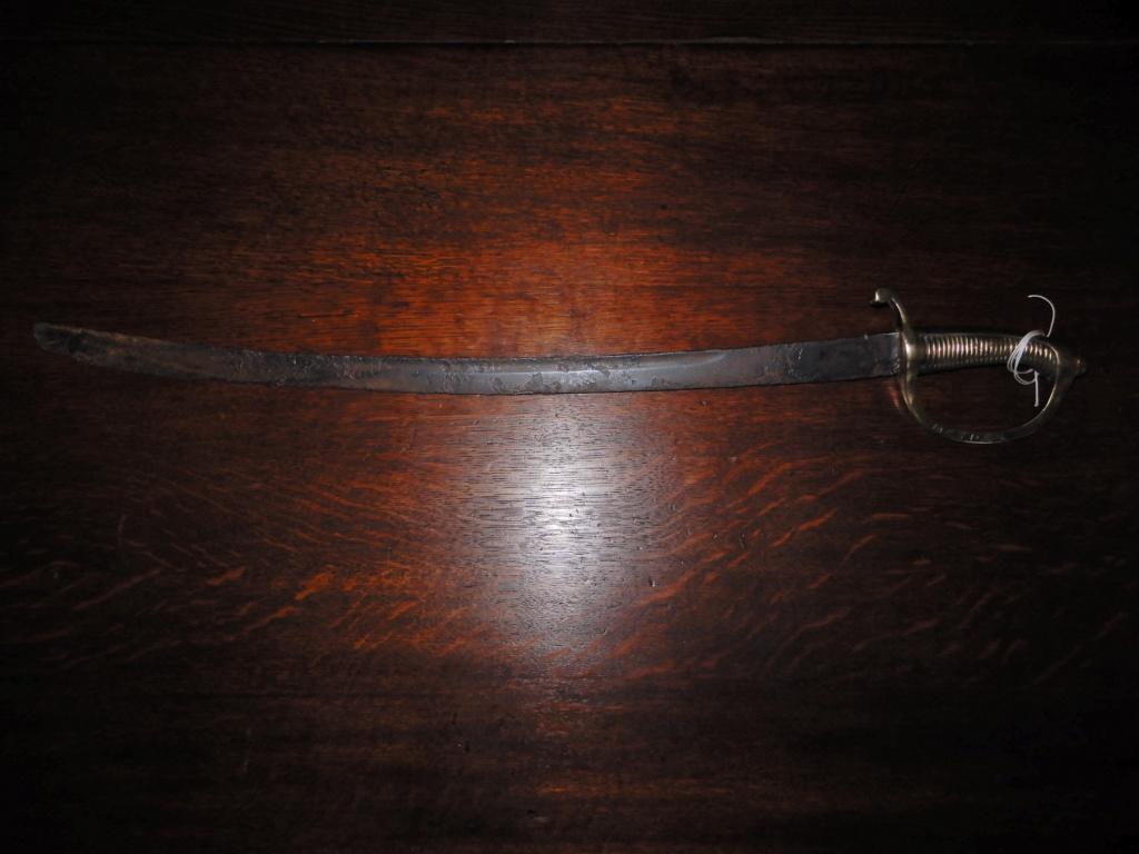 Identification marquage sur garde Briquet AN XI Dscn0212