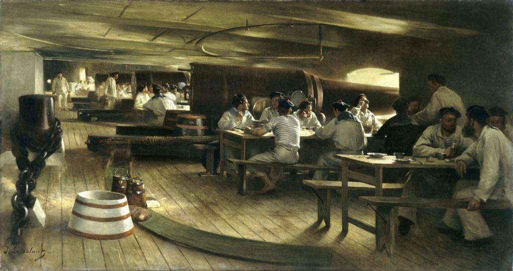 Quel pourrait être ce cuirassé _ 1884 Cherbourg Le_din11