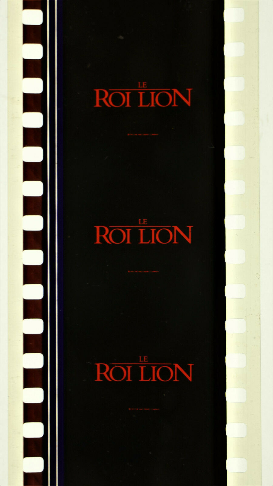 Films annonces en 35mm et PLV cinéma Rl110