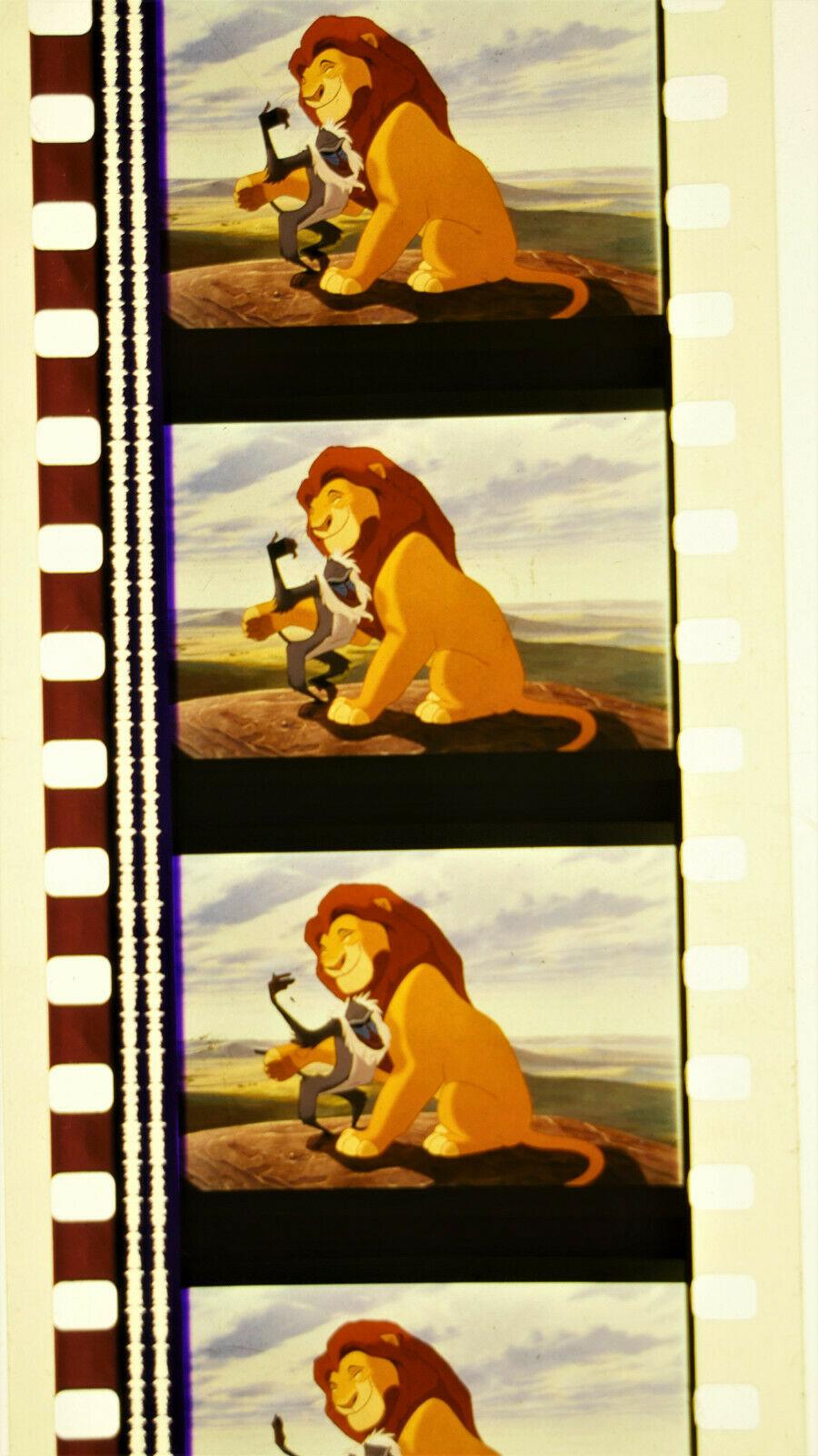 Films annonces en 35mm et PLV cinéma Rl810