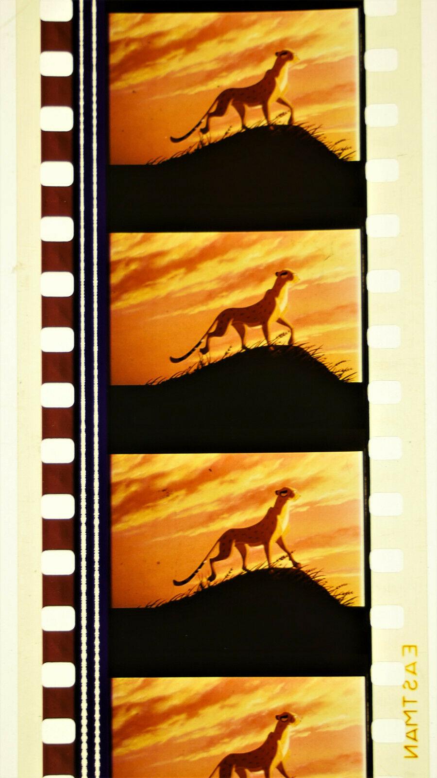 Films annonces en 35mm et PLV cinéma Rl911