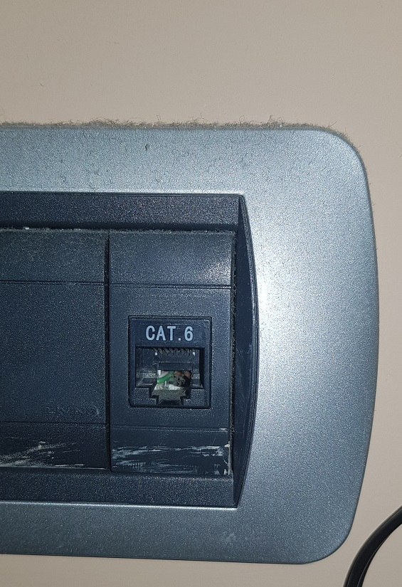 Fritzbox 7560 e nuova connessione Spina10