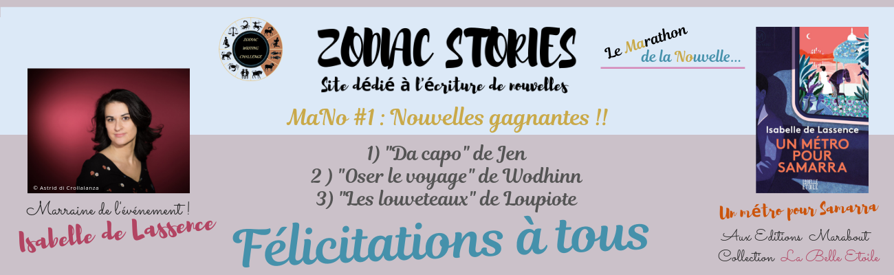 Zodiac Writing Challenge