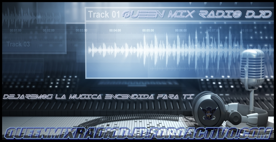 QUEEN MIX RADIO DJD