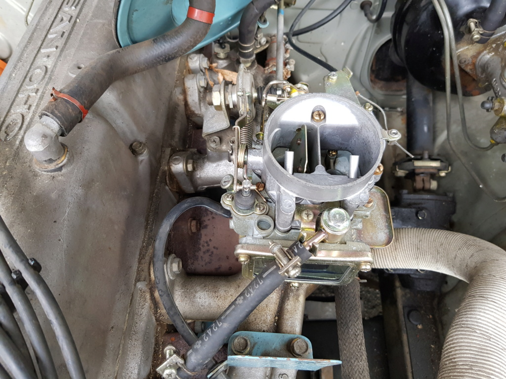 restauration carburateur 20190410