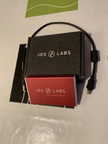 (FC) Jds Labs C5D Amplificatore per cuffie + DAC - Made in USA Img_0010