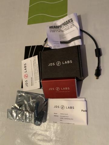(FC) Jds Labs C5D Amplificatore per cuffie + DAC - Made in USA Img_0011
