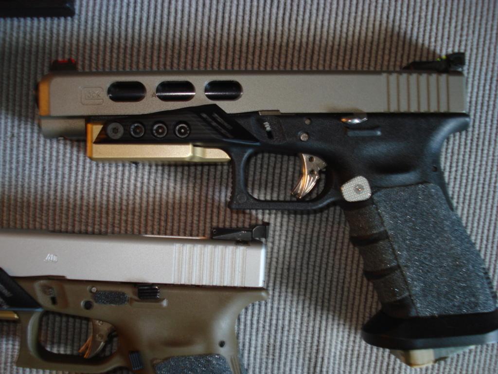Pistolet orienté compétition vs. pistolet de service ??? Dlp06e10