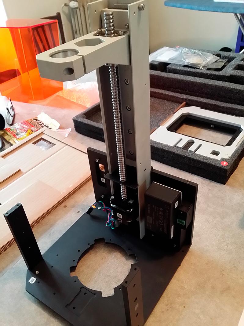 Une nouvelle venue dans mon atelier impression 3D 2020-017