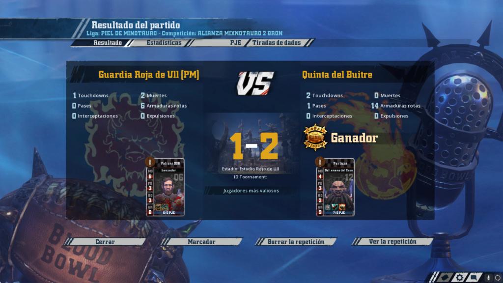 Liga Alianza Mixnotauro 2 - División Cuerno de Bronce / Jornada 2 - hasta el domingo 19 de mayo Captur22