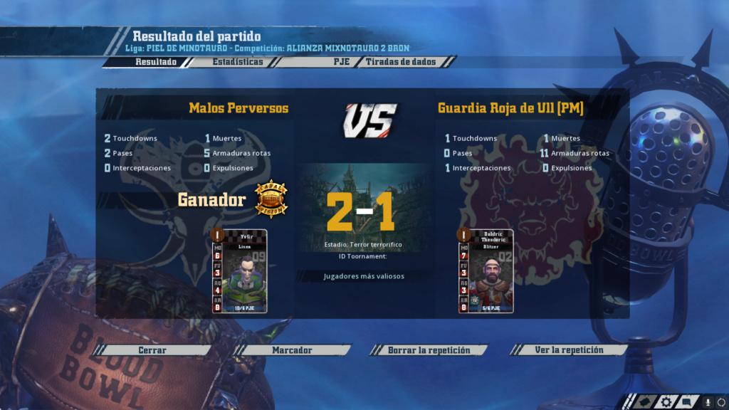 Liga Alianza Mixnotauro 2 - División Cuerno de Bronce / Jornada 4 - hasta el domingo 16 de junio Captur23