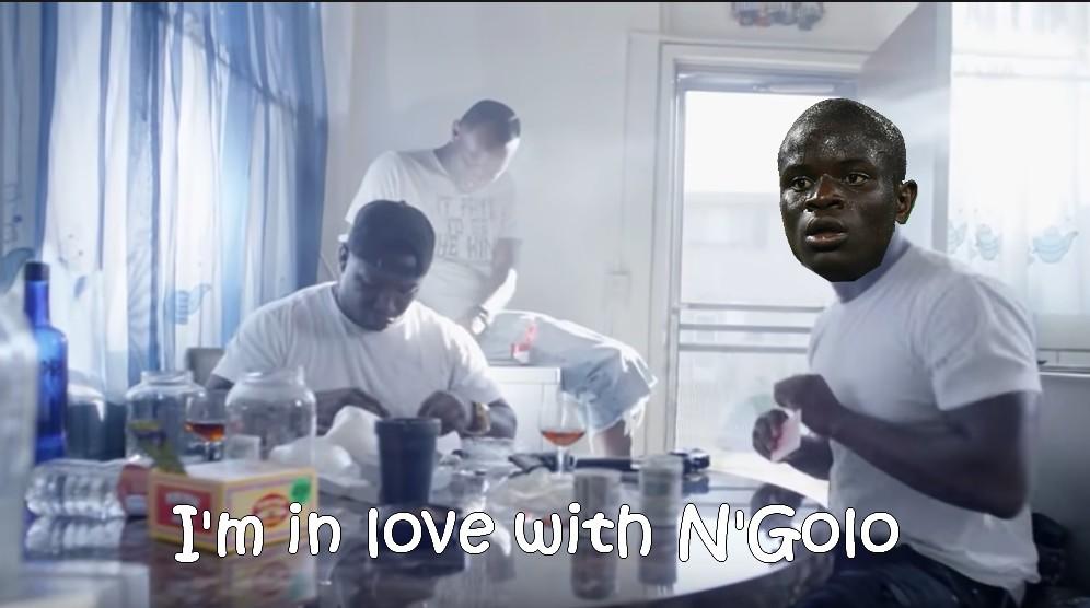 N'Golo Kante au MacDonald Ngolo_11