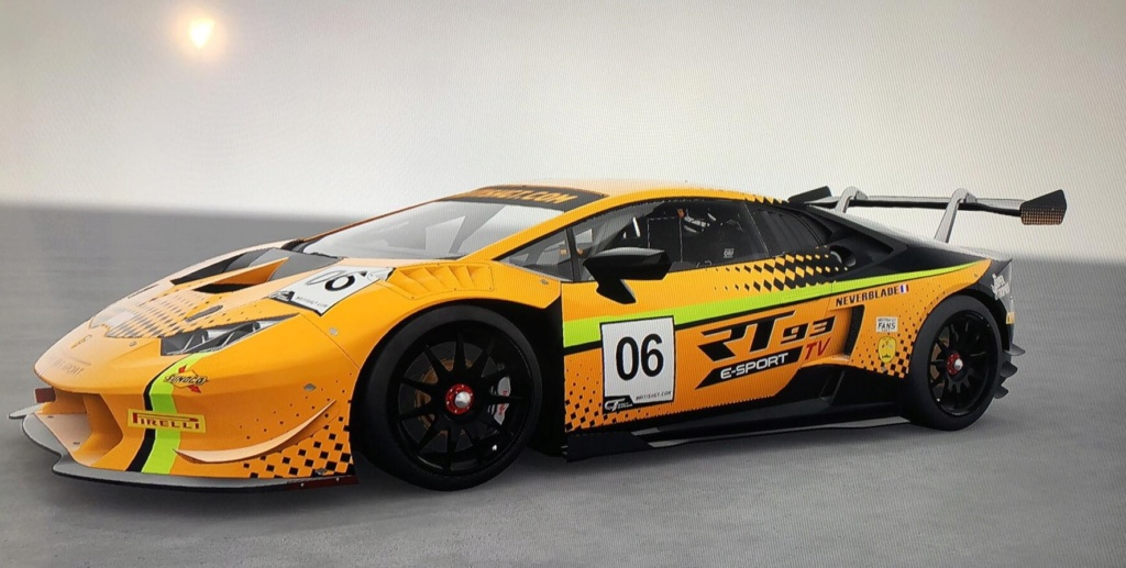 British GT eSports Championship 2019 - LIVERY REGULATIONS & GUIDE 55813610