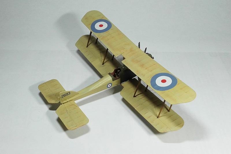 RAF Be2c Airfix 1/72 Be2c_111