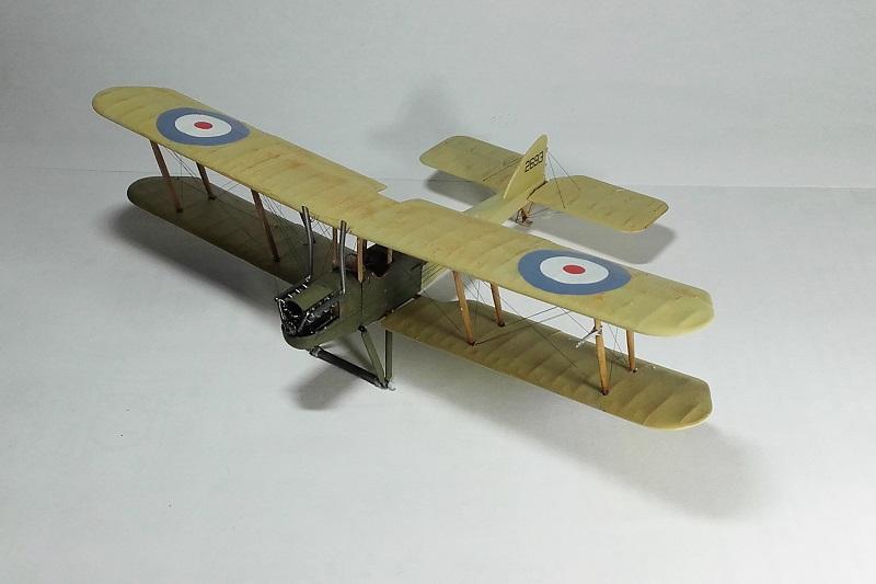 RAF Be2c Airfix 1/72 Be2c_112