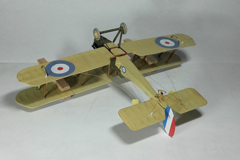 RAF Be2c Airfix 1/72 Be2c_113