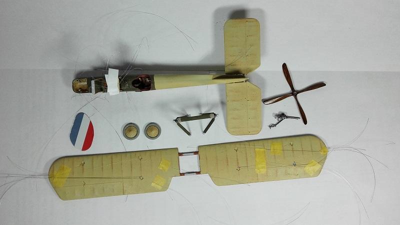 RAF Be2c Airfix 1/72 Be2c_310