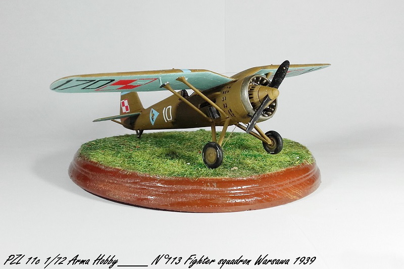 PZL 11c Arma Hobby 1/72 Pzl_1117