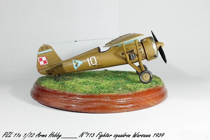 PZL 11c Arma Hobby 1/72 Pzl_1118