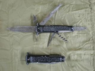 couteau a cran d'arret TAP P5230510