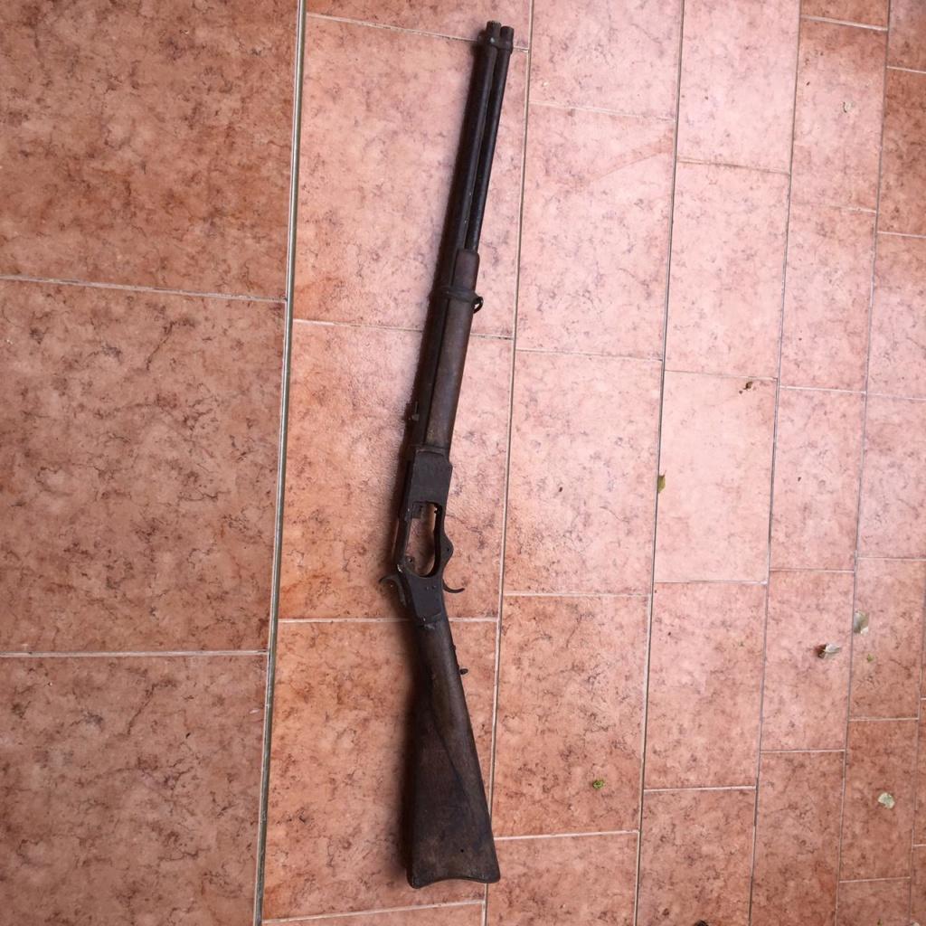 Une Winchester oui , mais laquelle ?  W110