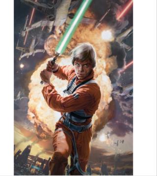 Luke Skywalker (SOM) Mace Windu ( shatterpoint)  02d0a510