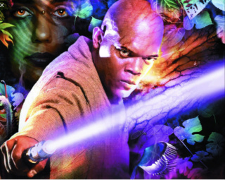 Luke Skywalker (SOM) Mace Windu ( shatterpoint)  87633510