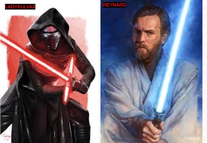 SS- The Canon Tournament- Obi Wan Kenobi (Reynard) vs Kylo Ren (LadyKulvax)  Cab12210