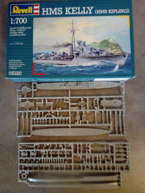 HMS Kipling 1/700 Img_2063