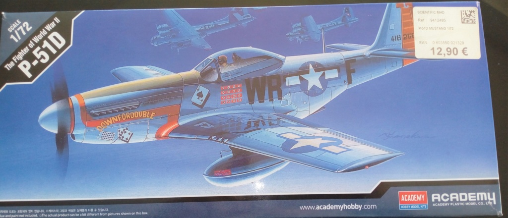 Mustang P51D 1/72 Academy Img_2075