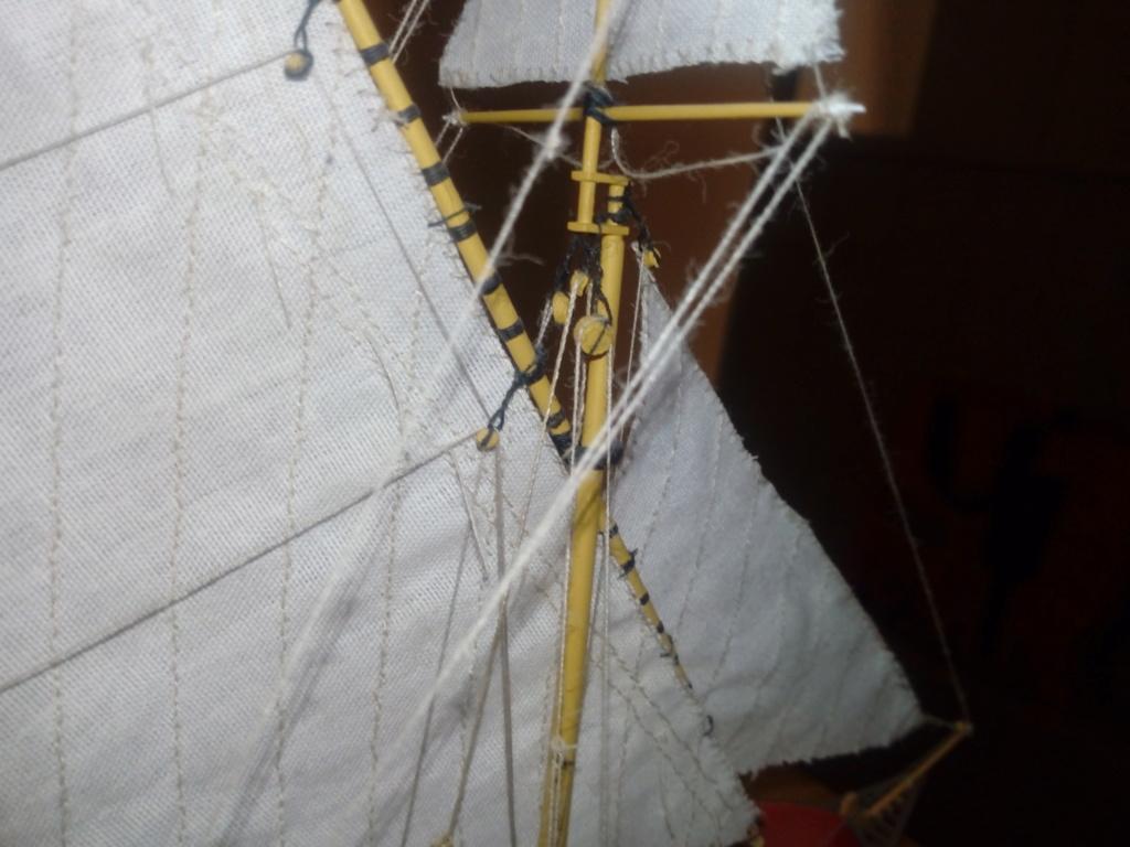 Tartane Corsaire Heller 1/150 Img_2100