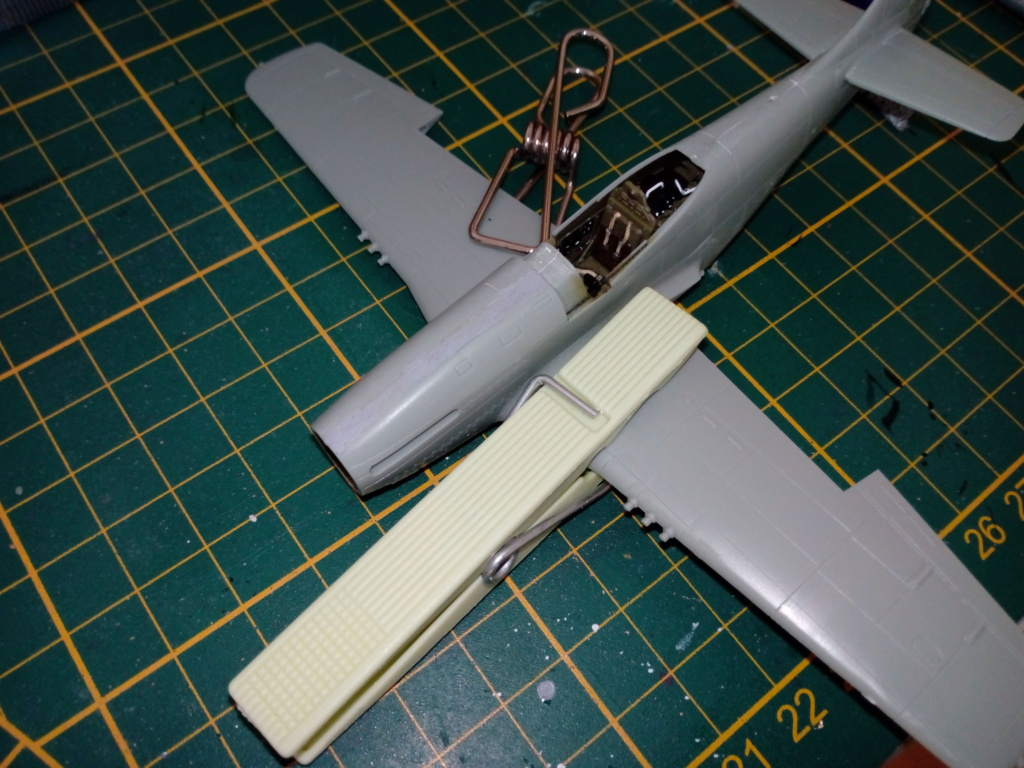 Mustang P51D 1/72 Academy Img_2116
