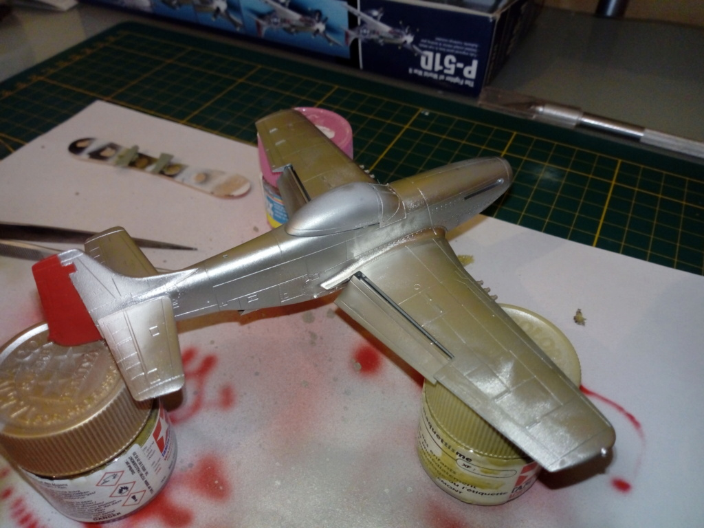 Mustang P51D 1/72 Academy Img_2122