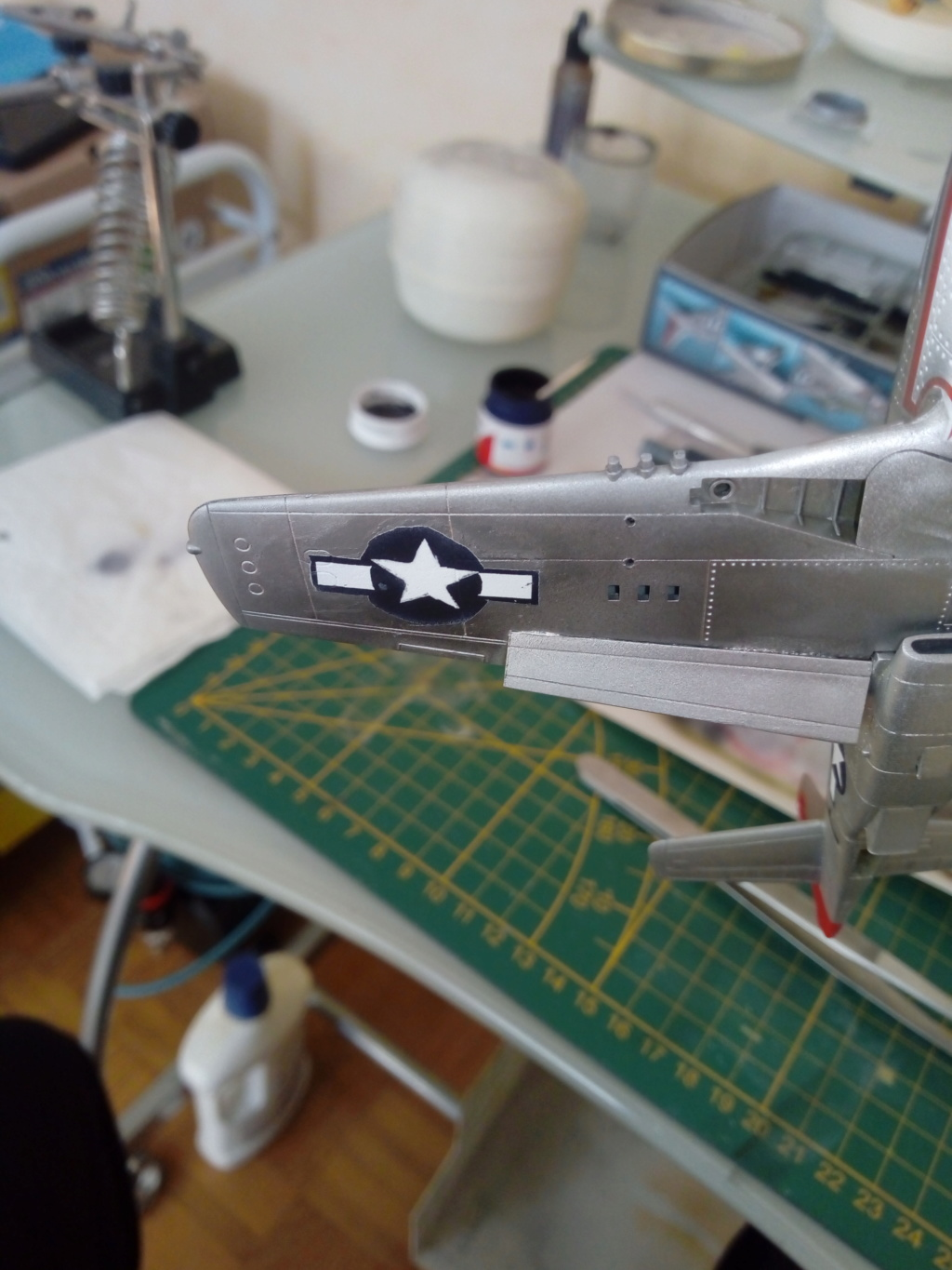 Mustang P51D 1/72 Academy Img_2133