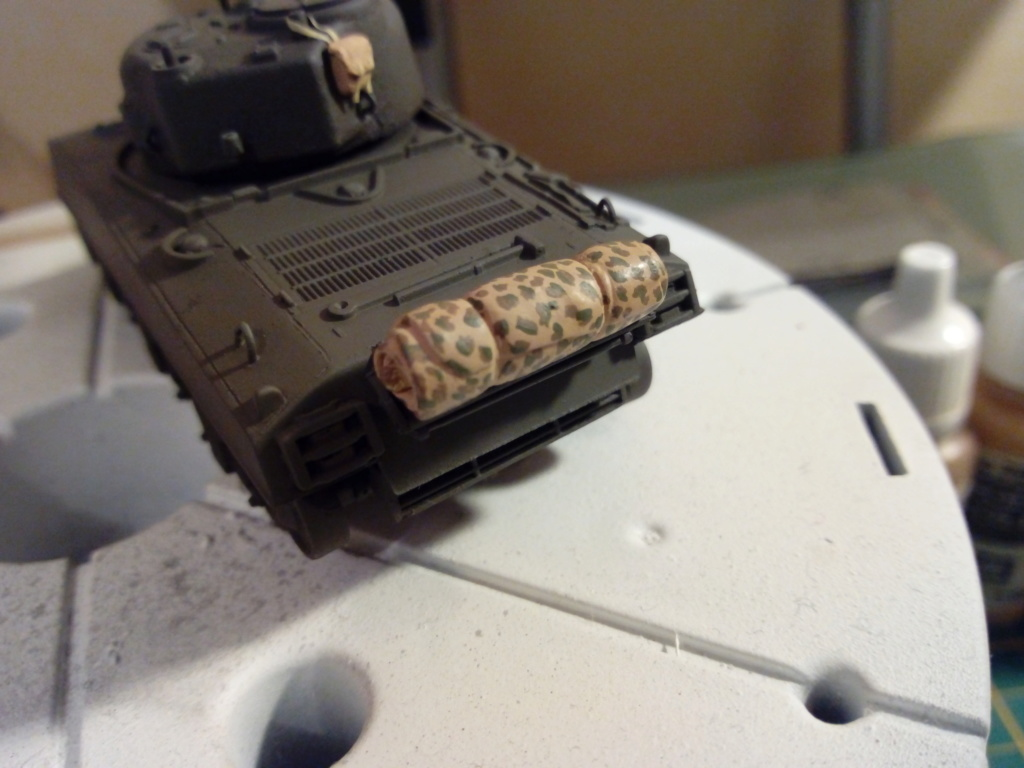 Sherman M4A3 1/72 Trumpeter Img_2136