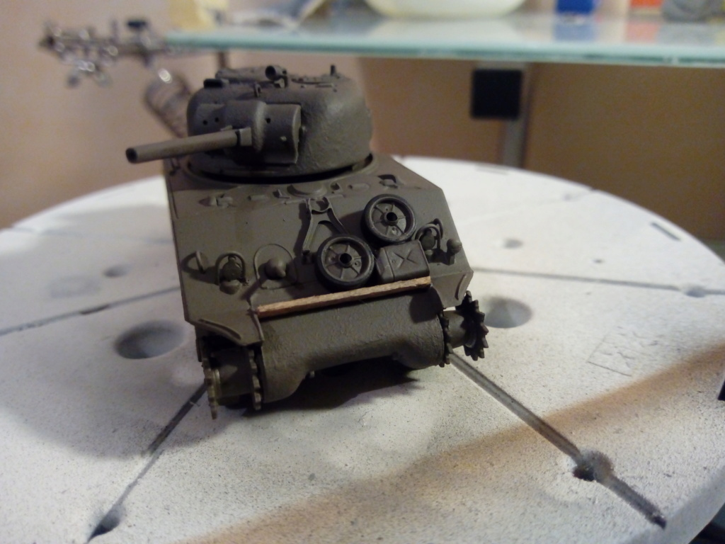 Sherman M4A3 1/72 Trumpeter Img_2137