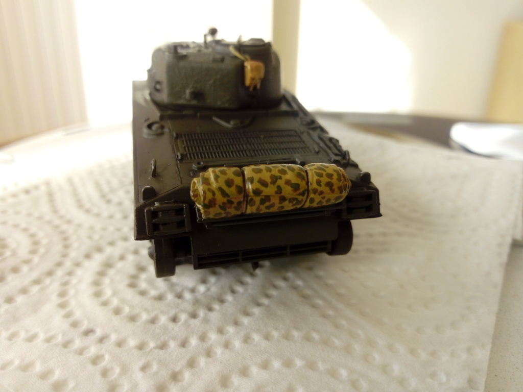 Sherman M4A3 1/72 Trumpeter Img_2139