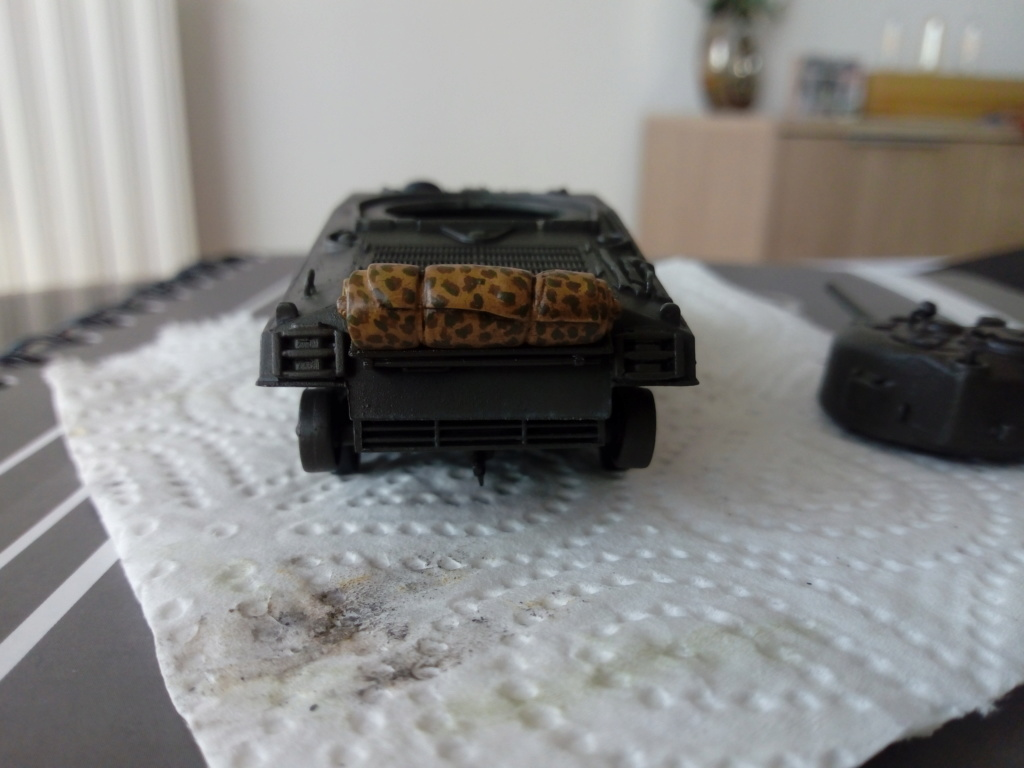 Sherman M4A3 1/72 Trumpeter Img_2140