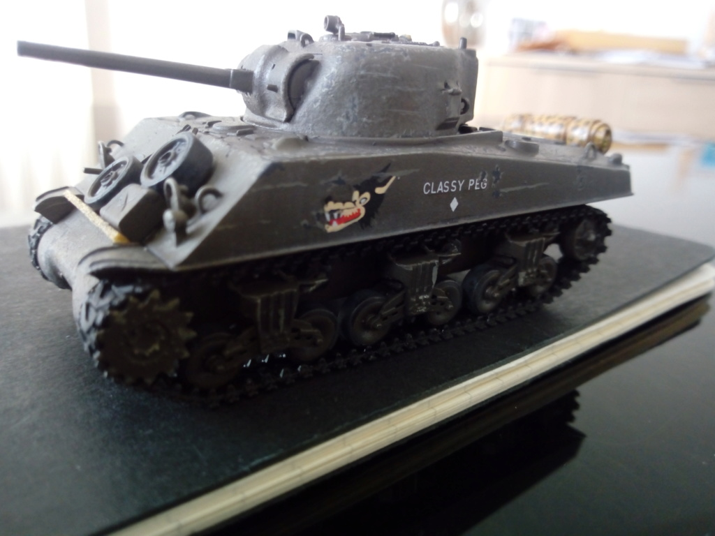 Sherman M4A3 1/72 Trumpeter Img_2144