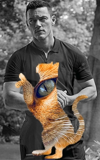 Luke Evans avatars 200 x 320 pixels  Alejan12