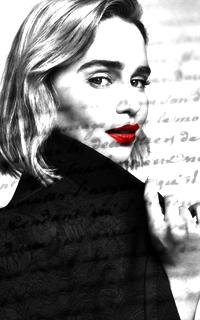 Emilia Clarke avatars 200x320 pixels - Page 5 Nyx11
