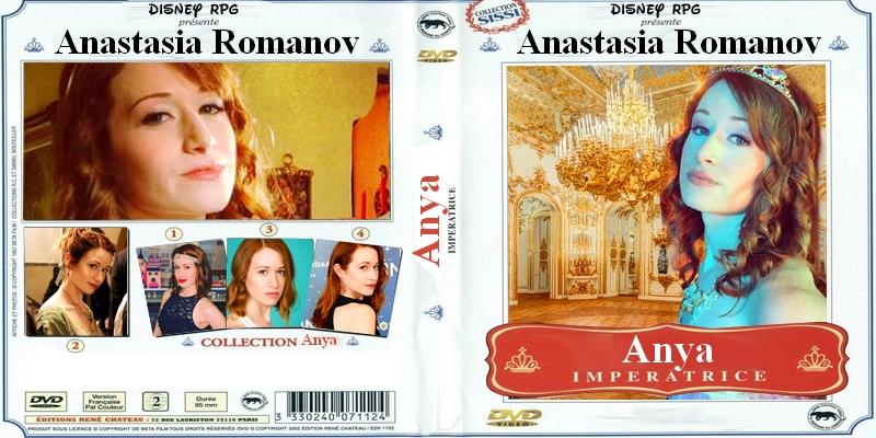 Anastasia Romanov ❖ Ashley Clements Sisian10