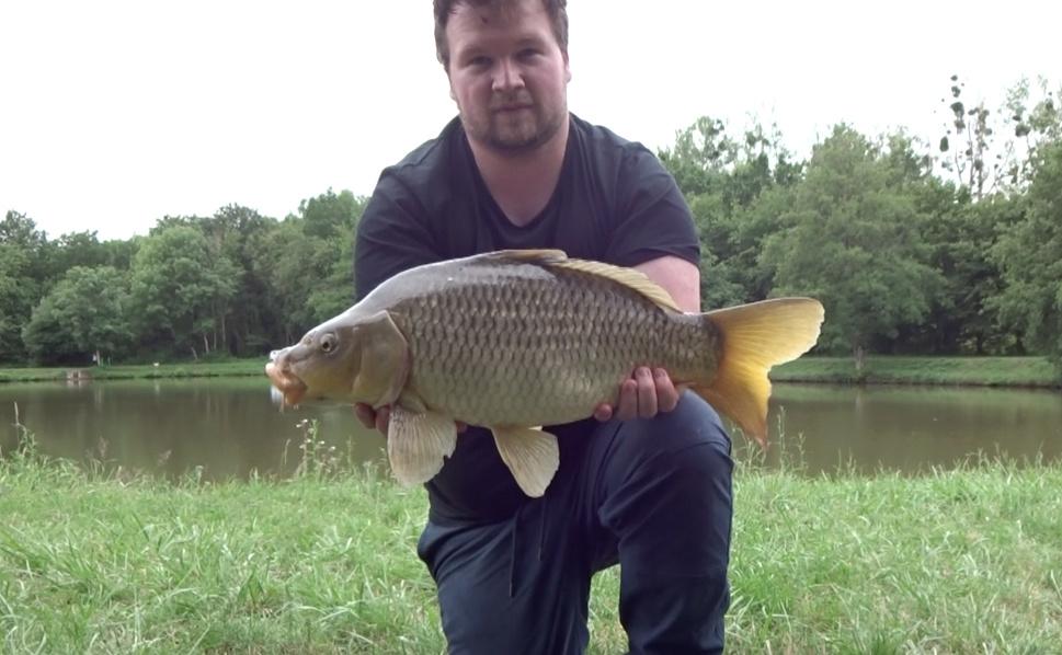 Approche de pêche Captur12