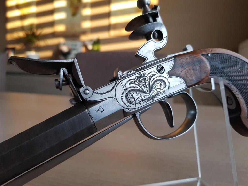 présentation de ma collection d'armes anciennes 20200125