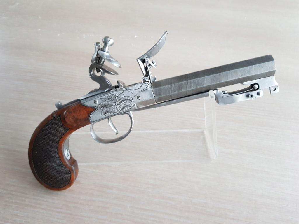 présentation de ma collection d'armes anciennes 20200126